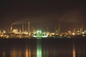 night_refinery