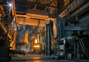 Steel Mill Turnaround Catsi